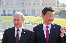 Putin to Visit China In 'Near Future'
