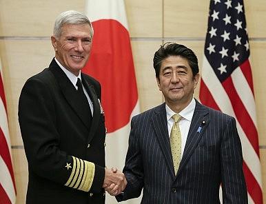 Why Washington Can't Restrain Tokyo
