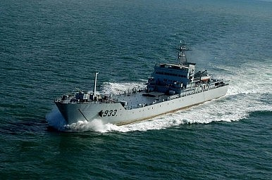 China's Maritime Expansion: Exploiting Regional Weakness?