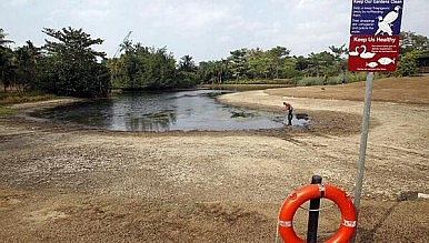February Was Singapore's Driest Month in 145 Years