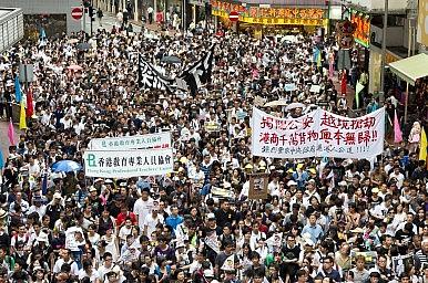 Beijing Strikes at Hong Kong With APEC Move