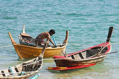 Thai Fishing Sector Rife with Abuse, According to Report