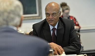 India Backs Russia's 'Legitimate Interests' in Ukraine