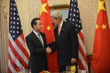 Wang Yi Outlines China's Foreign Policy Vision