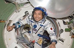 Koichi Wakata Becomes First Japanese Commander of International Space Station
