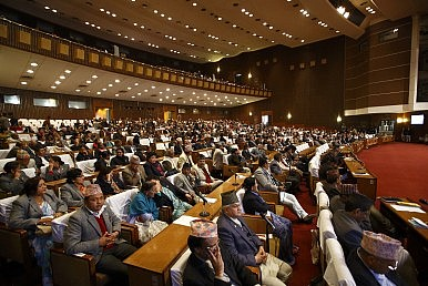 Nepal Tries Again to Write a Constitution