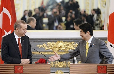 Japan's Strategic Push with Turkey