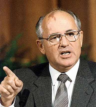 Trump's Gorbachev Moment