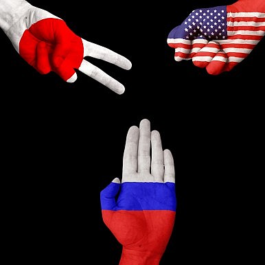 Japan Eyes Sanctions on Russia