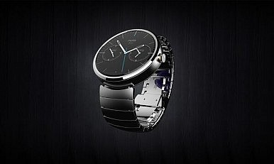 Android Wear Debut: The Moto 360