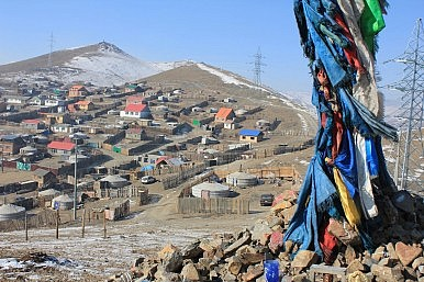 Mongolia Puts Ger Shantytowns On The Map The Diplomat