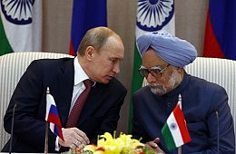 Indian Foreign Policy: The Cold War Lingers