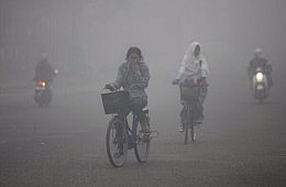 Air Pollution Killed Seven Million People in 2012, Mostly in Asia