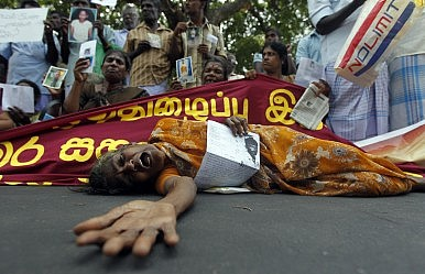 Sri Lanka: Waffling India Faces Tough Decision