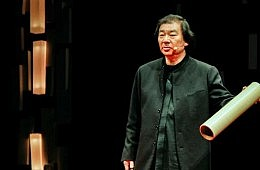 Shigeru Ban, Japan's Socially Conscious 'Paper Architect,' Wins 2014 Pritzker Prize