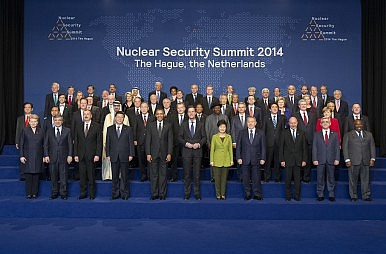 Evaluating the 2014 Nuclear Security Summit