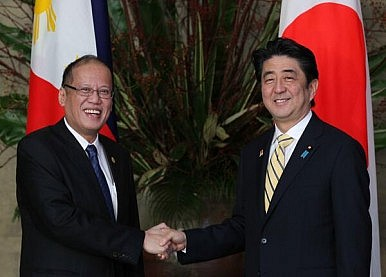 Japan: The Philippines' New Best Friend?
