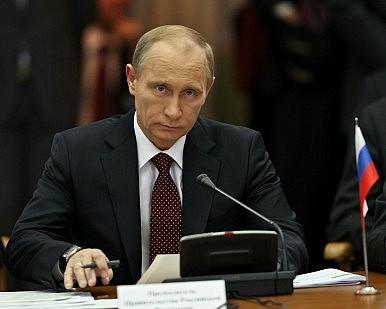 President Putin of Ukraine?