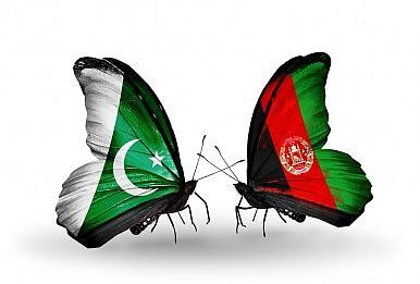 Pakistan President Visits Afghanistan