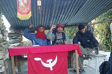 Nepal's Two Maoists Parties in Unification Bid