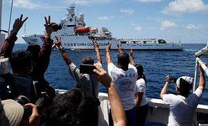 Crimea and South China Sea Diplomacy