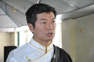 Interview: Lobsang Sangay