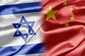 As China Turns Toward Middle East, China and Israel Seek Closer Ties