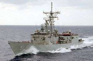 US House Approves Frigate Sale to Taiwan
