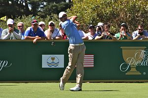 Golf: Australia Back at the Masters in Force