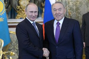 "Kazakhstan Opposition Fears Ukraine's ""Russian Spring"""