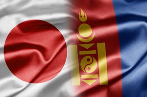 Japan, Mongolia Exchange Views on Regional Issues