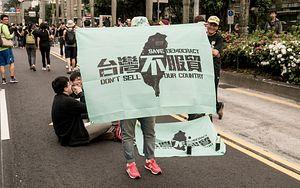 China Threatens Taiwan's Reputation