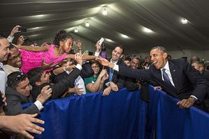 Obama in Philippines: 'Our Goal Is Not to Contain China'