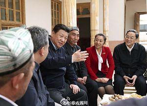 Counterterrorism, 'Ethnic Unity' the Focus as Xi Visits Xinjiang