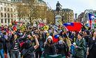 Taiwan's 'Sunflower Movement' Goes Global