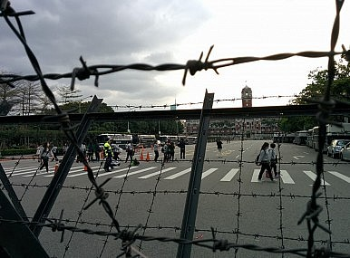 Protests Won't Undermine Taiwan's Reputation