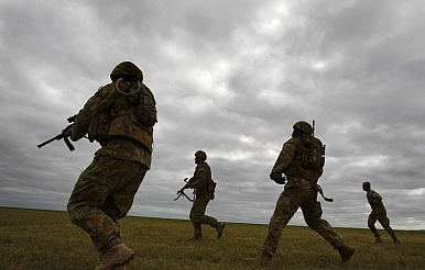 Can the Australian Military Think Out Loud?