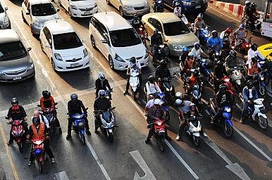 Thailand's Deadly Highways
