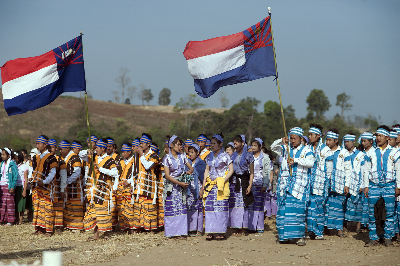 Inside Myanmar's Karen State