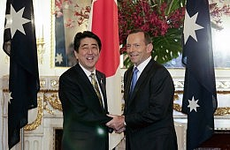 Australia and Japan Conclude Free Trade Deal
