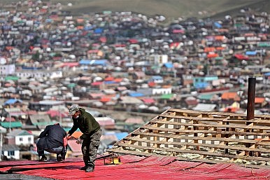 Mongolia: Activist and Ambitious