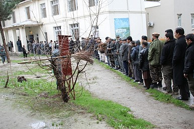 Afghanistan Votes Against the Taliban