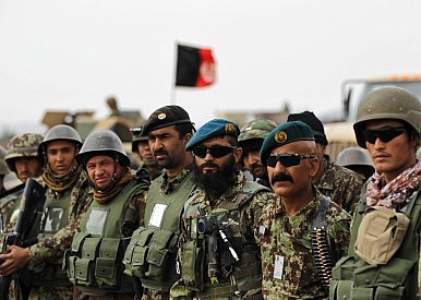 Afghan Stability: New Equations