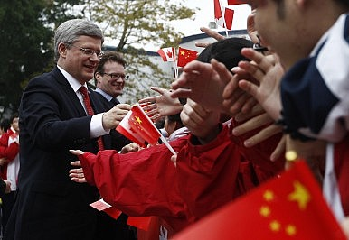 Canada as East Asia Intermediary?