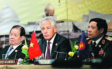 US-ASEAN Defense Ministers Meet in Hawaii
