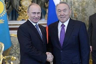 Kazakhstan Opposition Fears Ukraine's