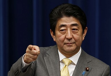 Shinzo Abe's Biggest Enemy: the LDP