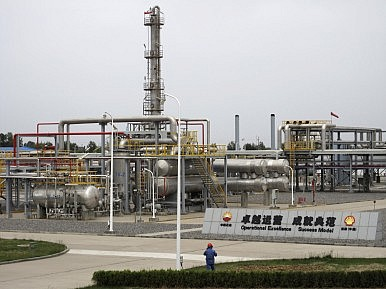 China's Delicate Pursuit of Natural Gas