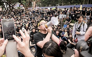 Sorry, the Protests Have Undermined Taiwan's Reputation