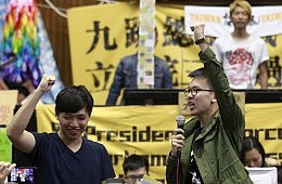 How Technology Revolutionized Taiwan's Sunflower Movement